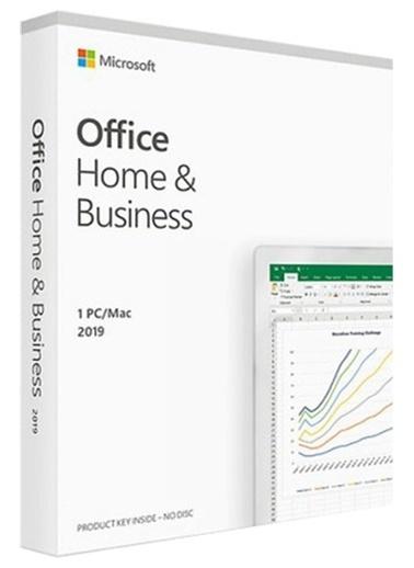 Microsoft Office 2019 Home And Business Türkçe Kutu - T5D-03334 Renkli